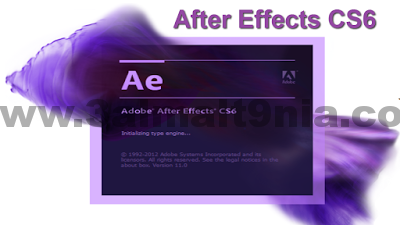 تحميل adobe after effects cs6 مع الكراك