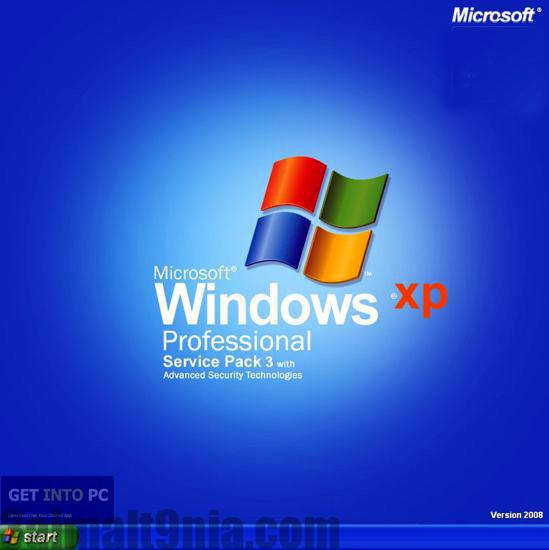 تحميل ويندوز اكس بي XP Professional SP3 بتحديثات 2020